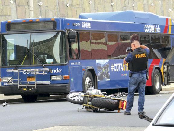 Fatality at Albany MVA
