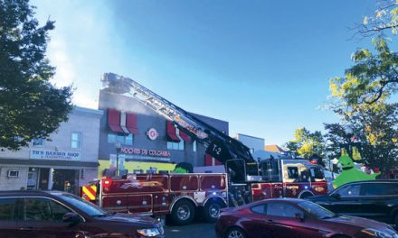 Secaucus Kitchen Fire Extends