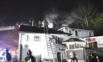 Haworth House Fire