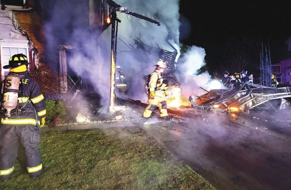 Bargaintown House Fire