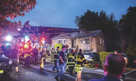 Fatalities in Nutley Blaze
