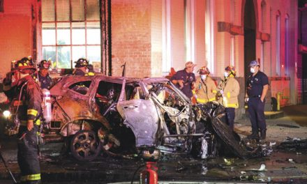 Body Found after Long Island City Car Fire