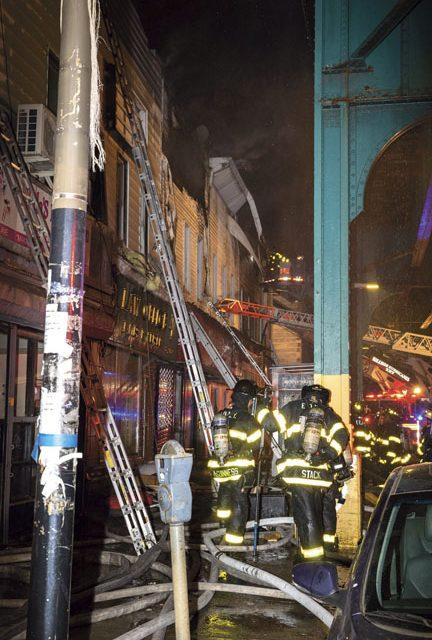 6-Alarmer in Queens