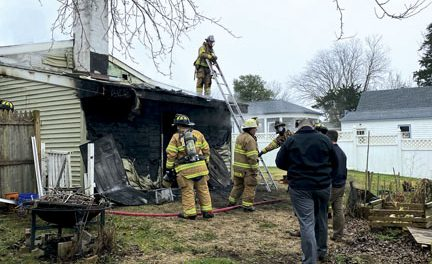 Cape May House Fire