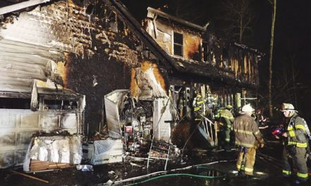 Home Burns in Kiryas Joel