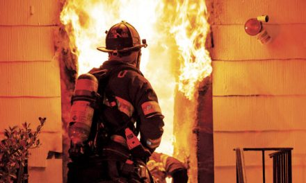 Flames Erupt in New City