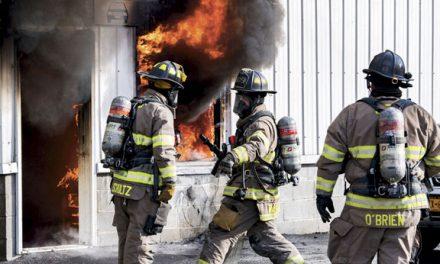 Fire Destroys Auto Repair Shop