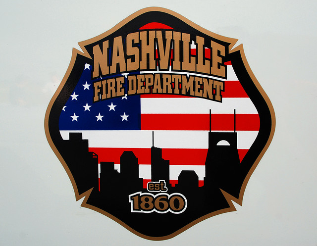 Nashville Fire Department Fire Station 16 Wins 2020 Holiday Decorating Contest