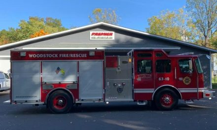 WOODSTOCK (NY) TAKES DELIVERY OF NEW E-ONE ENGINE