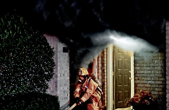 9 Displaced in Lancaster Township Fire