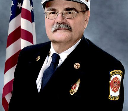New Chief Elected in Lancaster Twp.