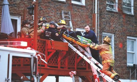 1 Dead, 1 Rescued in Harrisburg Fire