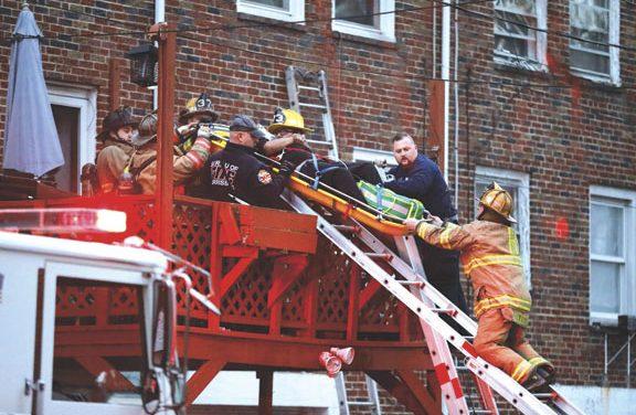1 Dead, 1 Rescued in Harrisburg Fire