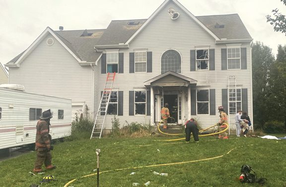 Mayday Cleared at Jonathan's Landing Fire
