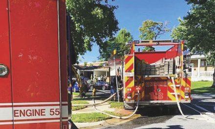 Claymont Handles Gas Leak