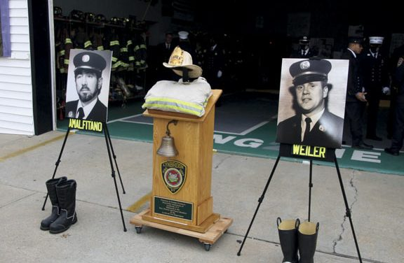 Remembering Two Honorary Chiefs in Lynbrook