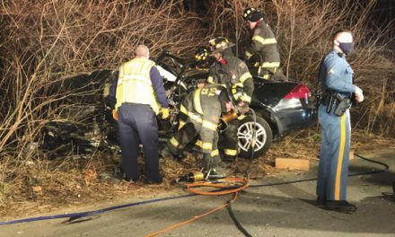 Old Airport Road Entrapment