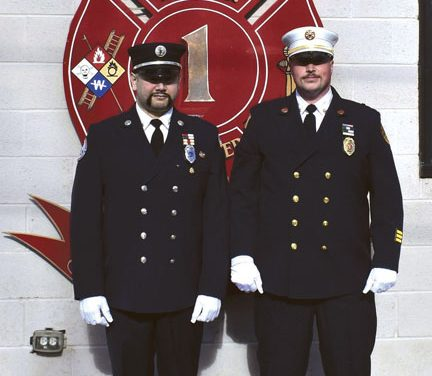 NEW MILFORD FIREFIGHTERS