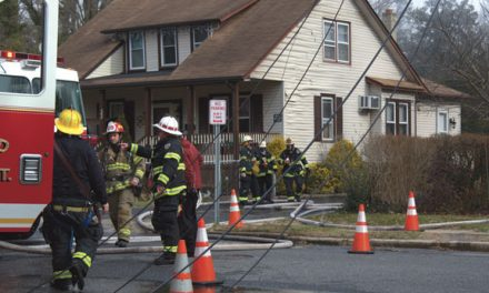 Vineland House Fire