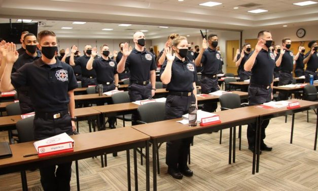 INDIANAPOLIS FIRE DEPARTMENT SWEARS IN ITS 86TH RECRUIT CLASS