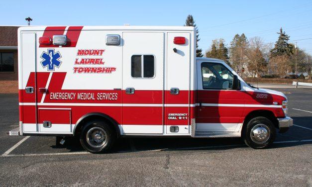 MOUNT LAUREL TOWNSHIP EMS (NJ) TAKES DELIVERY OF HORTON E-350 AMBULANCE