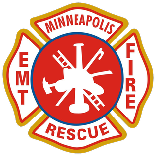FOUR RESIDENTS DISPLACED IN MINNEAPOLIS FIRE