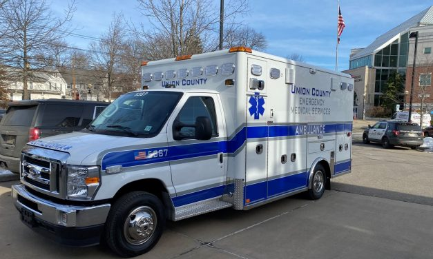 UNION COUNTY EMS (NJ) TAKES DELIVERY OF FOUR NEW HORTON AMBULANCES