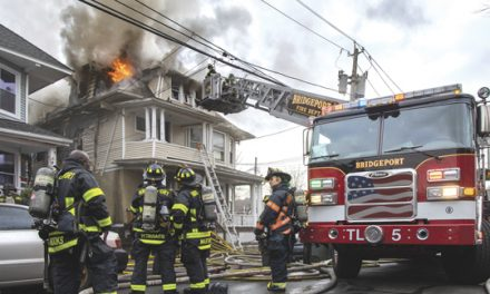 9 Displaced by Bridgeport Blaze