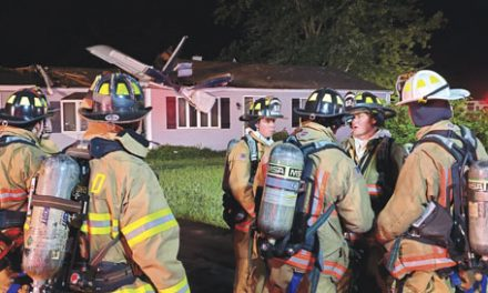 Everybody Walks Away from Plane Crash into House in Groton
