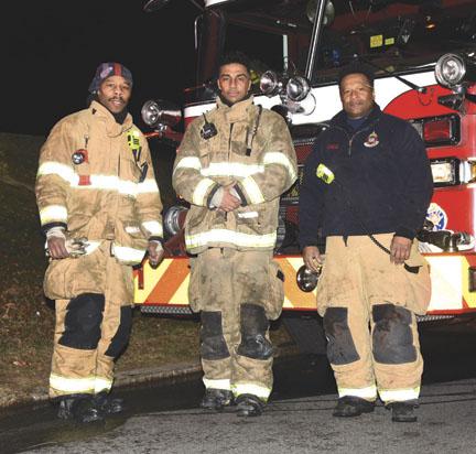 Up Close – Harrisburg Bureau of Fire