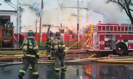 Fire Heavily Damages Providence Masonic Temple