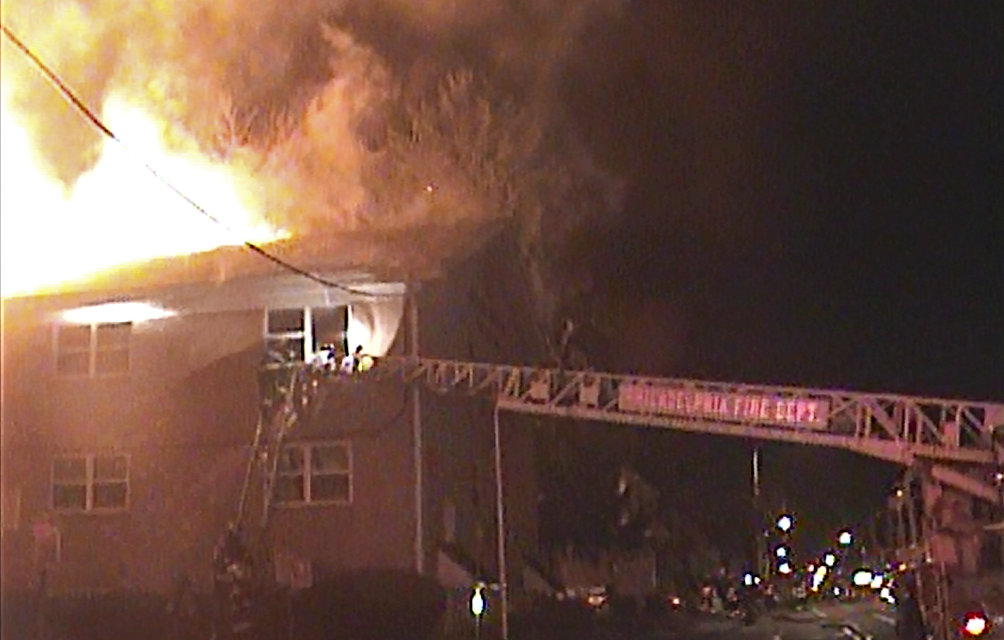 LOOKING BACK ON A PHILADELPHIA APARTMENT FIRE