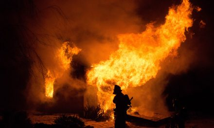 LOOKING BACK ON THREE ALARM FIRE IN LEHIGH COUNTY (PA)