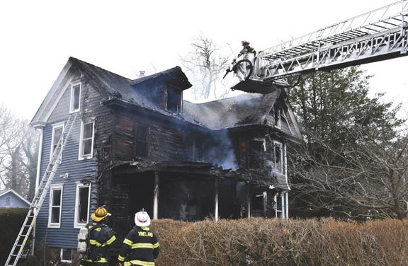 Vineland Residential Fire