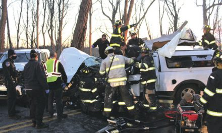 Heavy Rescue in Mahopac Falls