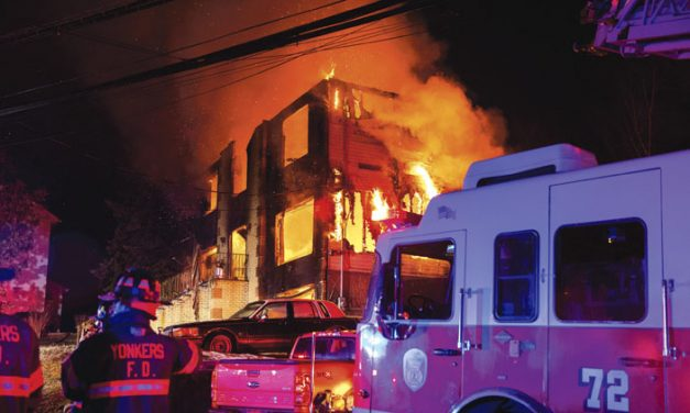 2nd Alarm Needed in Yonkers