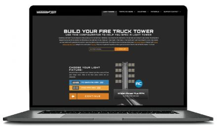 COMMAND LIGHT TOWER CONFIGURATOR