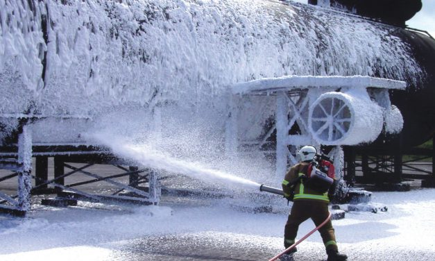 PORTA-CAFS INCREASING THE EFFECTIVENESS AND SAFETY OF FIREFIGHTERS