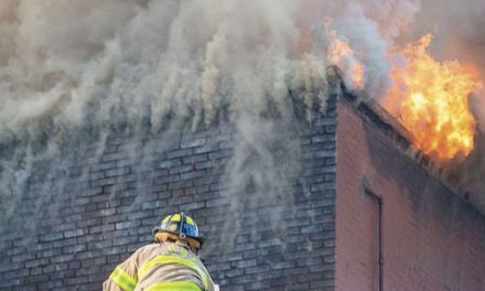 Pittsburgh 4-Alarm with Collapse