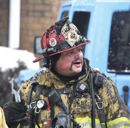 Up Close – Friendship Fire Company of Bressler