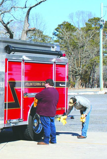 Up Close – Bayview Volunteer Fire Company