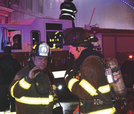 Up Close – Clifton Fire Department