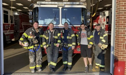 SETAUKET FIRE DEPARTMENT MOTLEY CREW FEATURE