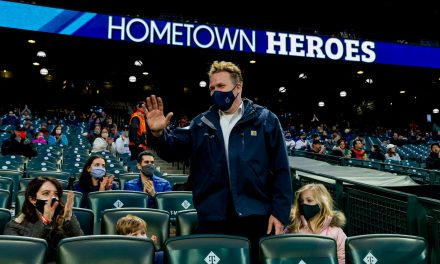 SEATTLE FIRE EMPLOYEE SELECTED AS SEATTLE MARINERS HOMETOWN HERO