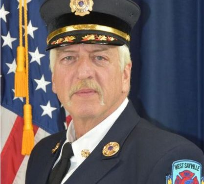 Ex-Chief Harry D'Onofrio Answers Last Alarm