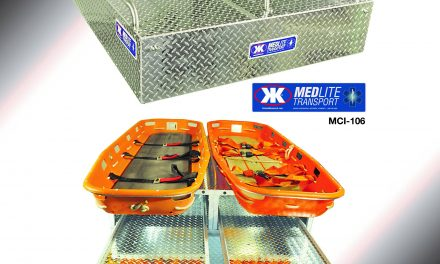 KIMTEK CORP. INTRODUCES THE MEDLITE TRANSPORT MEDICAL SKID UNIT