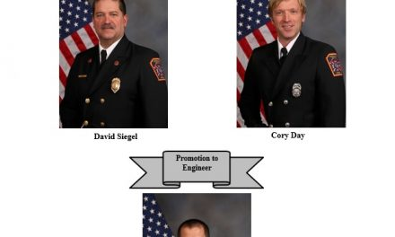 GREEN BAY METRO FIRE DEPARTMENT (WI) PROMOTIONS