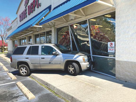 Vehicle Versus Commercial Building MVA