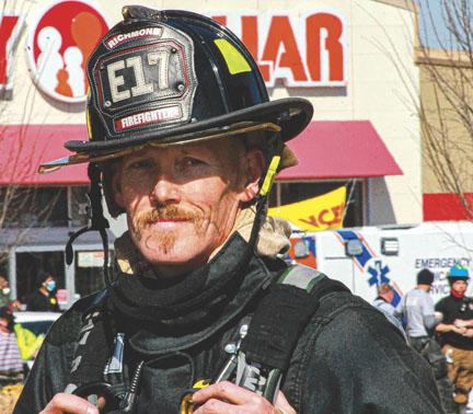 Up Close – Richmond Fire Department