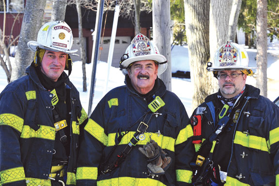 Up Close – Northport Fire Department